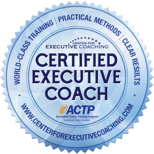 ACSTH Certified Executive Coach badge